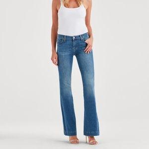7 For All Mankind Jeans.  Dojo.